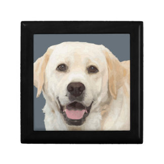 Labrador retriever 1 gift box