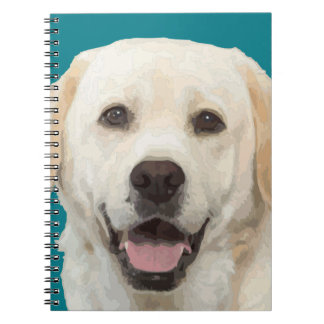Labrador retriever 1 notebook