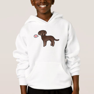 Labrador Retriever Chocolate Brown Love
