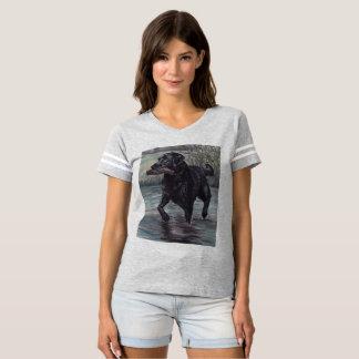 Labrador Retriever Dog Art T-shirt