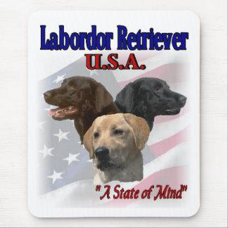 Labrador Retriever Gifts Mouse Pad