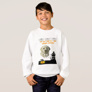 Labrador Retriever Halloween Sweatshirt