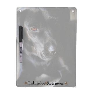 Labrador Retriever Keychain Holder Dry Erase Board