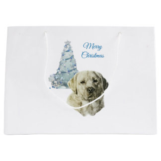 Labrador Retriever Large Gift Bag