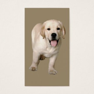 Labrador Retriever Lover Business Card