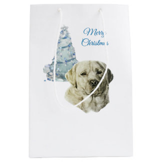 Labrador Retriever Medium Gift Bag