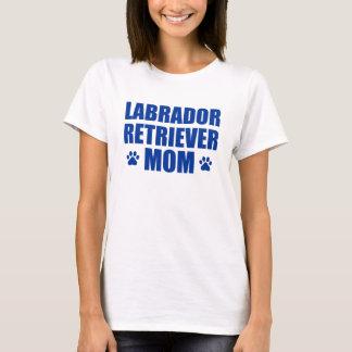 Labrador Retriever Mom T-Shirt