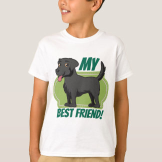 Labrador Retriever My Best Friend T-Shirt