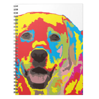 Labrador retriever notebooks