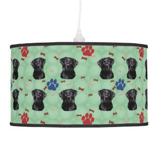Labrador Retriever Pendant Lamp