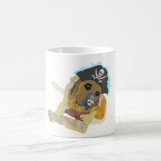Labrador Retriever Pirate Mug
