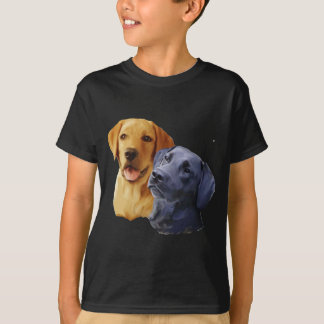 Labrador retriever Portraits T-Shirt