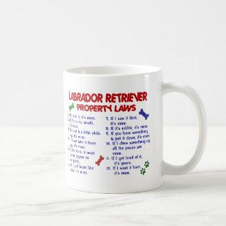 LABRADOR RETRIEVER Property Laws Coffee Mug