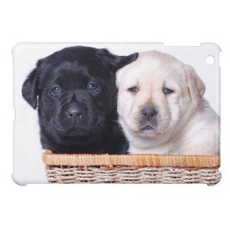 Labrador retriever puppies iPad mini cover