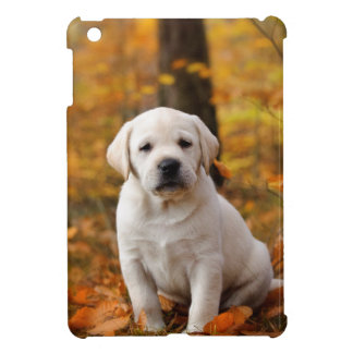 Labrador retriever puppy iPad mini covers