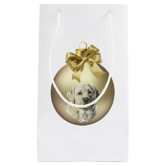 Labrador Retriever Small Gift Bag