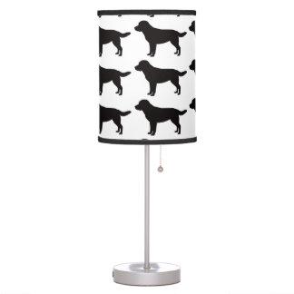 Labrador Retriever Table Lamp