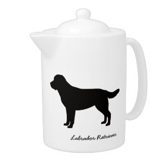 Labrador Retriever Teapot