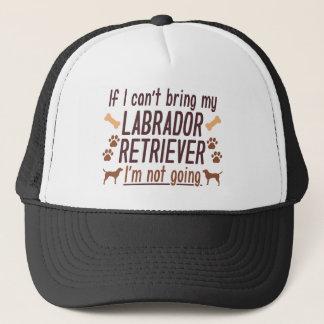 Labrador Retriever Trucker Hat