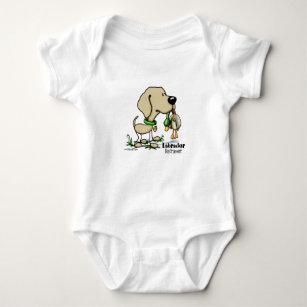 Labrador Retriever Baby Clothes Apparel Zazzle Ca