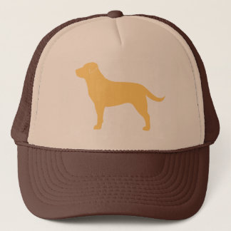 Labrador Retriever (Yellow) Trucker Hat