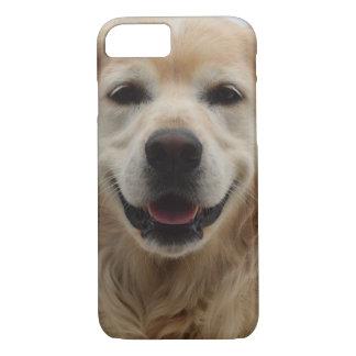 Labrador Smiling Dog iPhone 7 Case
