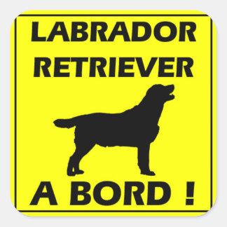 Labrador sticker