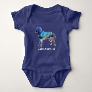 Labradorite Baby Bodysuit