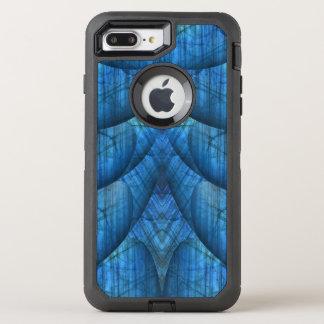 Labradorite Gems Blue OtterBox Defender iPhone 8 Plus/7 Plus Case