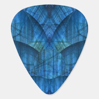 Labradorite Gems Guitar Pick