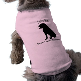 Labs For Breast Cancer Awareness Shirt