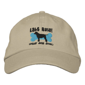 Labs Rule Embroidered Hat