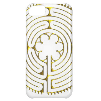 Labyrinth Chartres iPhone 5C Cases
