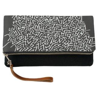 Labyrinth Clutch Bag