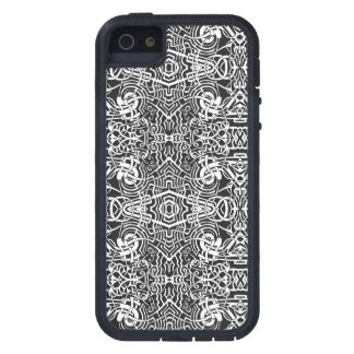 Labyrinth Pattern iPhone 5 Case