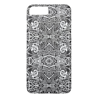 Labyrinth Pattern iPhone 7 Plus Case