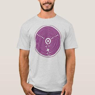 labyrinth thirds 11-circuit, ash shirt