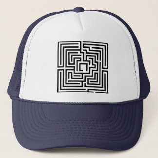 Labyrinth Trucker Hat