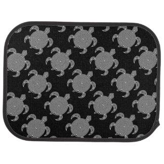 Labyrinth Turtle Floor Mat