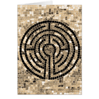 Labyrinth V Note Card