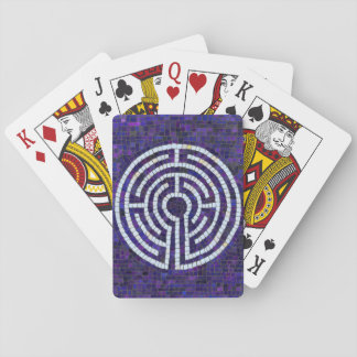 Labyrinth VIII Playing Cards