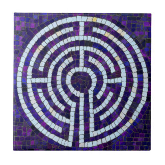 Labyrinth VIII Tile