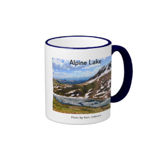 Lac alpin mug ringer
