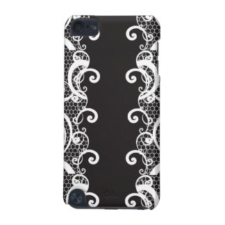 Lace background 1 iPod touch (5th generation) case