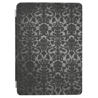 lace black damasks pattern iPad air cover