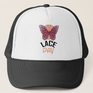 Lace Day - Appreciation Day Trucker Hat