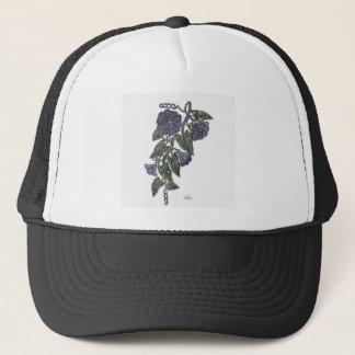 Lace Flowers 2 Trucker Hat