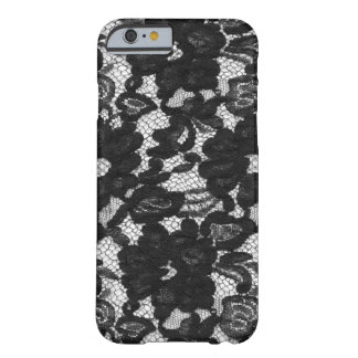 Lace iPhone 6 4 Cover Black