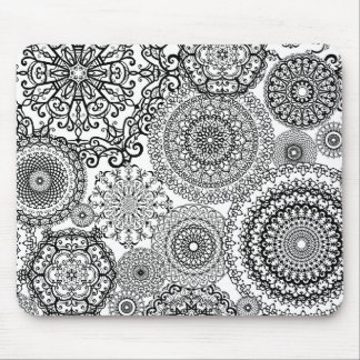 Lace is Beautiful Mouse Pad
