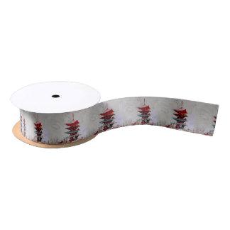Lace Japanese Pagoda Gift Wrapping Series Satin Ribbon